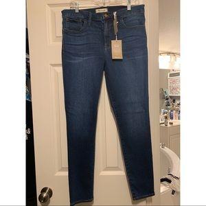 Madewell Roadtripper Jeans NWT